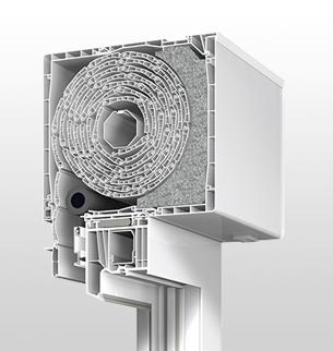 PVC Rollladen PROtex